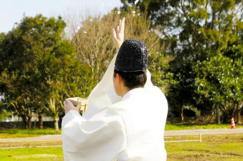 日枝神社 祈願祭