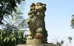 日枝神社 狛犬